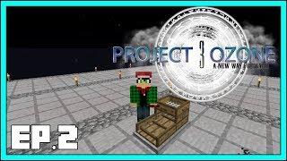 Project Ozone 3 - EP1 - Cobblestone Generator - Modded