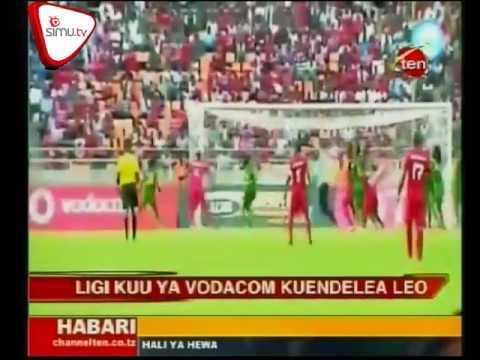 Ligi Kuu Ya Vodacom Tanzania Bara
