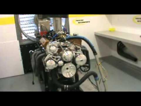 470HP Small Block Chevy 408 Stroker- Dennis Rosetta