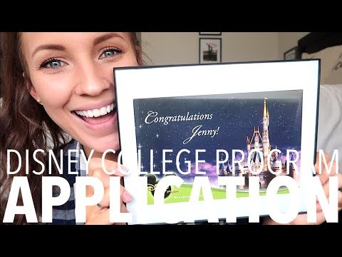 How to Apply for the Disney College Program