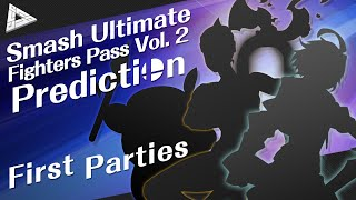 Predicting Ultimate's Fighters Pass Vol. 2: 1st Party Characters