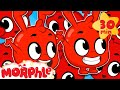 Morphle The Clone My Magic Pet Morphle Cartoons For Kids Morphle TV Kids Videos