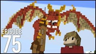Hermitcraft 6: Episode 75 - THE HERMITVILLE DRAGON