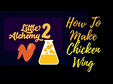 Little Alchemy 2-How To Make Chicken Wing Cheats & Hints