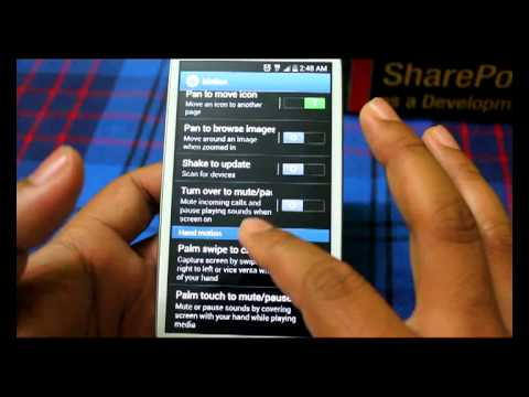 How to take screen shot on Galaxy S3