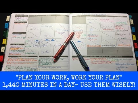JEROD'S PASSION PLANNER REVIEW & THE IMPORTANCE OF PLANNING!
