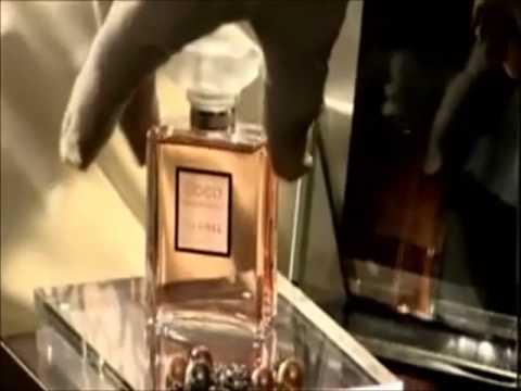 Keira Knightley Chanel Coco Mademoiselle