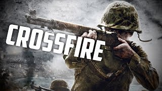 """Crossfire"" - A Call of Duty WW2 Sniper Montage"