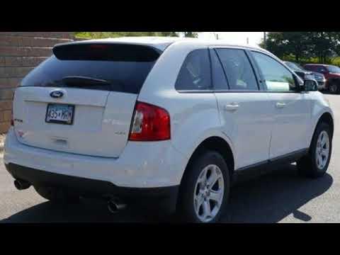 Used 2013 Ford Edge Minneapolis MN Eden Prairie, MN #170804A8 - SOLD