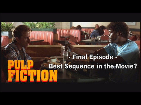 How to Write a Screenplay: Pulp Fiction - Jules' Journey (13th and Final Episode)