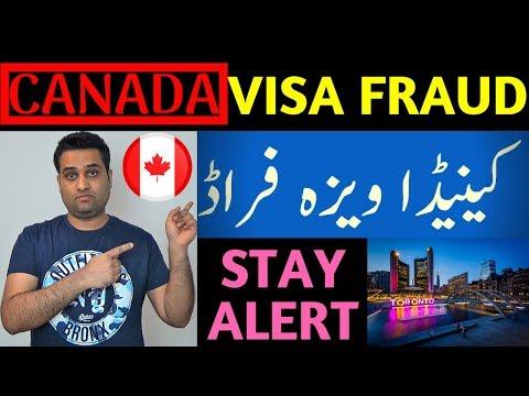 Canada Visit Visa Fraud 2018