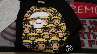 232347b35 predator bape hoody Videos - 9tube.tv