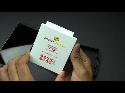 9000 mAh Extended Battery for the LG V10! [Zerolemon]