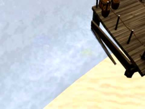 The Sims 3 Medieval: How to catch a fish
