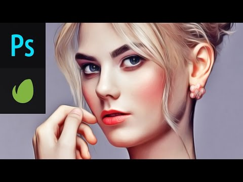 Awesome Painting Effect in Photoshop | Envato Elements