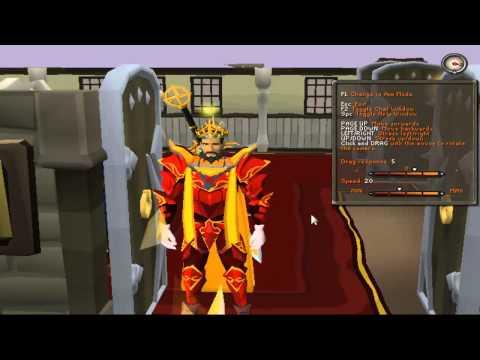 Runescape Close Up Crown of Seasons Update Vid