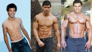 Taylor Lautner - Transformation From 1 To 26 Years Old
