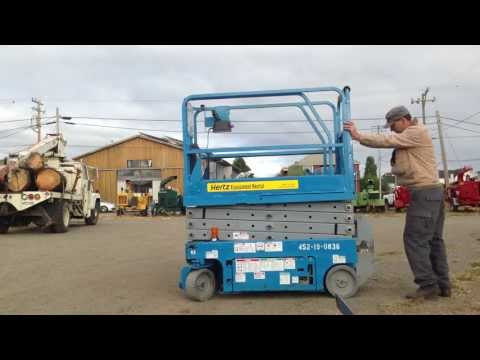 2006 Genie GS-1930 Electric Scissor Lift