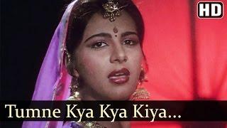 Tumne Kya Kya Kiya | Prem Geet Songs | Raj Babbar | Anita Raj | Asha Bhosle | Sad | Filmigaane