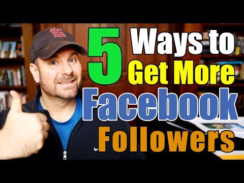 5 Ways to Get Facebook Followers for Your Small Business Fast