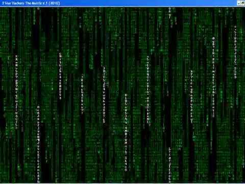 The Matrix Command Prompt (CMD)