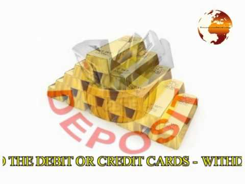 anonymous bank account debit credit card about four-numbers