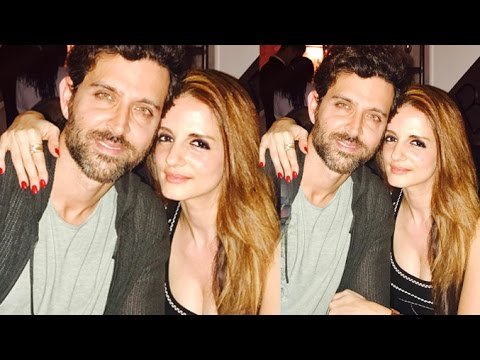 Hrithik Roshan Back With Ex Wife Suzanne Khan After Divorce