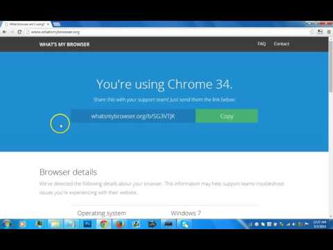 What Browser am I Using What Version is my Browser  What is my Browser  Detect B