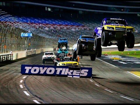 2017 Texas - Stadium SUPER Trucks - CBS Sports Network