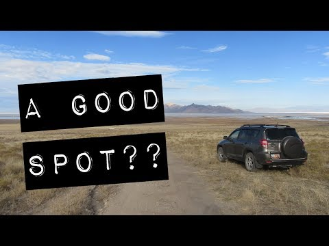 Boondocking Tips: What Makes a Good Campsite?