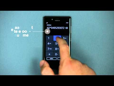 Hoe Call Forwarding  te configureren en gebruiken op Windows Phone? - Mobistar