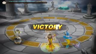 Summoners War Grind ! 4 - Arena