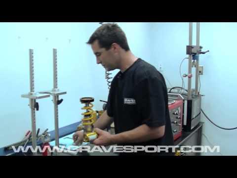 Graves Motorsports - How To Adjust Motorcycle Shock Preload