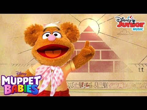 Good Things Come to Those Who Wait   Music Video   Muppet Babies   Disney Junior