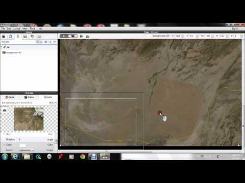 GameSalad Tutorial - Game of Drone (1 of 4)