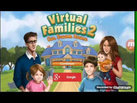 Virtual Families 2|Generation's 1-A happy families