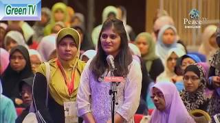 Dr Zakir Naik Debates 2016- challenging Question Answer(how can i convince my non-Muslim parents) HD
