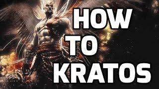 Dark Souls 3 How To Kratos