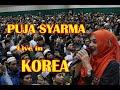 Puja Syarma in KOREA ~ Assalamualaika I Audio Jernihhhh