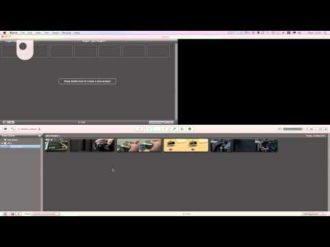 'Getting started with Apple's iMovie' - Digital Film School (2/18)