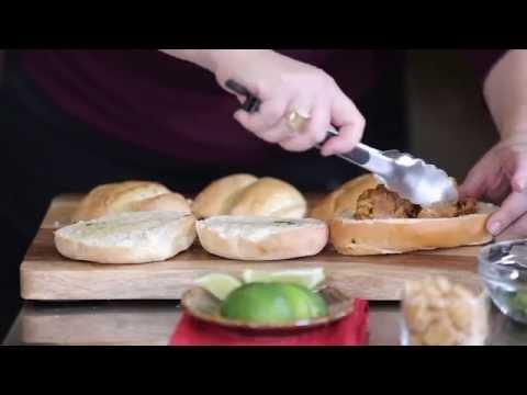 How to make Carnitas Torta