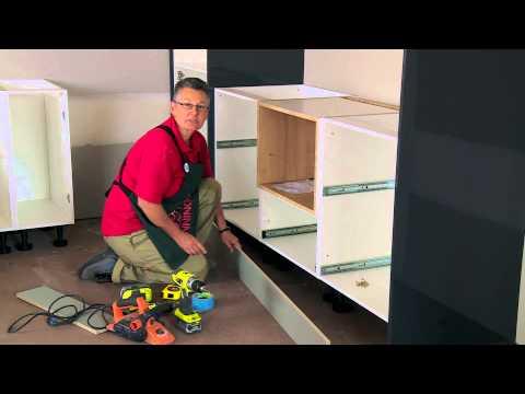 How To Install Kickboard - DIY At Bunnings