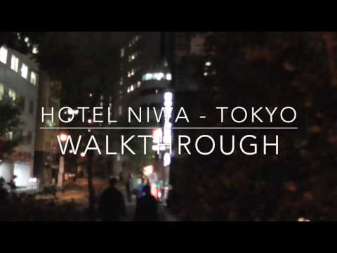 Hotel Niwa Tokyo - Walkthrough