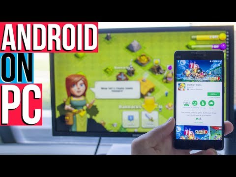 This is HOW to get ANDROID APPS on your PC or Laptop! | Memu tutorial for PC! | Harrison Broadbent