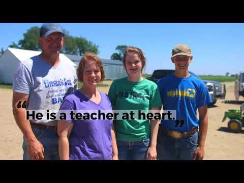 Farming Fathers 2018: A dedicated family man and farmer