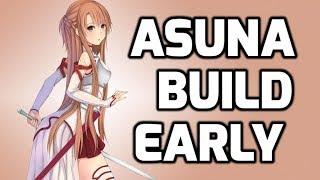 Dark Souls 3 Asuna Build Early (Invasion Build)