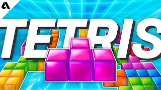 This Is The World's Most Competitive Puzzle Game - Tetris