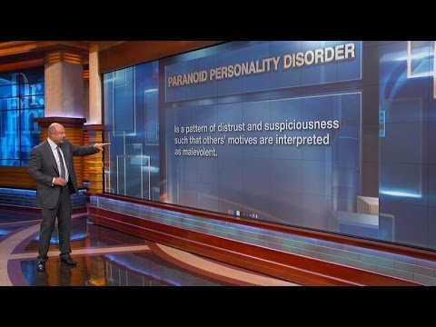 Traits of Paranoid Personality Disorder