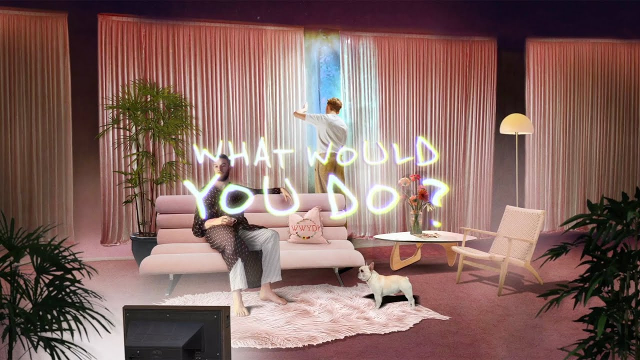 Download HONNE - WHAT WOULD YOU DO? (Feat. Pink Sweat$) (Official Lyric Video) MP3 Gratis