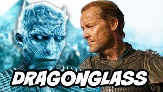 Game Of Thrones Season 7 Dragonglass Scene Secrets Explained